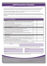 visual electrical pdf checklist